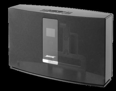 Cavus zwarte muursteun voor Bose Soundtouch 20