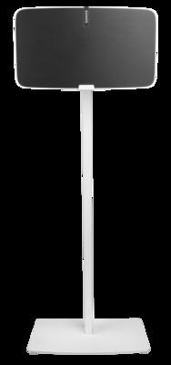 Cavus witte vloerstandaard voor Sonos FIVE en Play:5 Gen 2