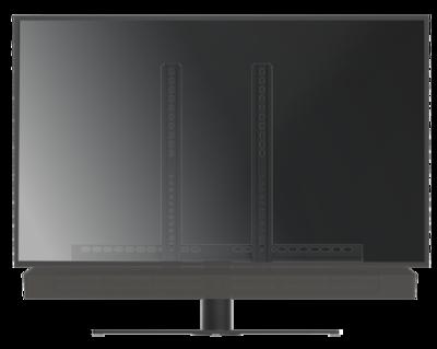Cavus draaibare TV voet voor 42 - 60 inch TV en Soundbar