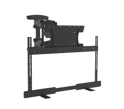 Cavus draaibare muursteun voor 37 - 65 inch TV en Bose Soundbar 300 en 700