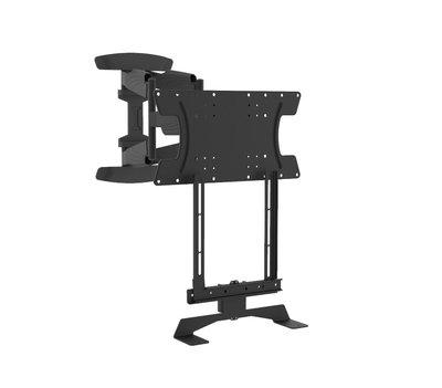 Cavus draaibare muursteun voor 37 - 65 Inch TV en Bose SoundBar 500
