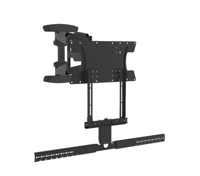 Cavus draaibare muursteun voor 37 - 65 Inch TV en Citation Bar