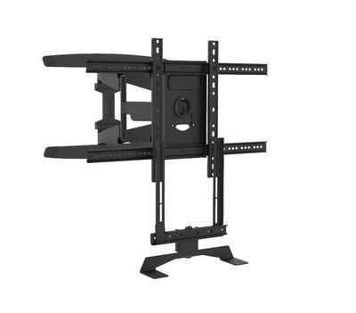 Cavus draaibare muursteun met Bose Soundbar 500 frame