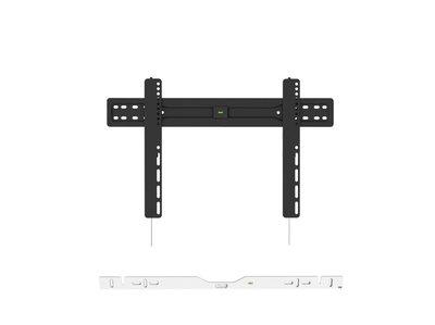Cavus vaste muursteun voor 37 - 70 Inch TV en witte Sonos ARC