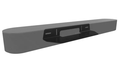 Cavus zwarte muursteun voor Sonos BEAM