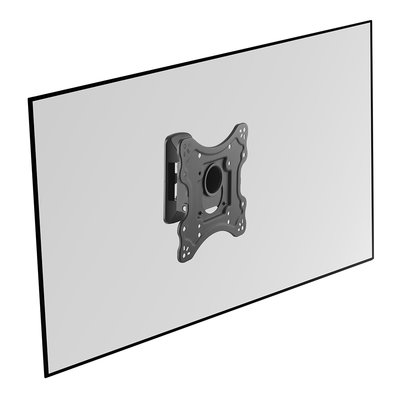Cavus full motion muursteun voor 23 - 55 inch TV