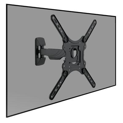 Cavus full motion muursteun met enkele arm voor 23 - 55 inch TV