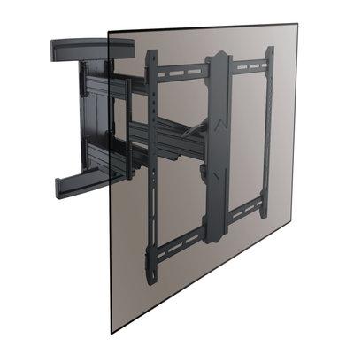 Cavus full motion muursteun voor 37 - 80 inch TV