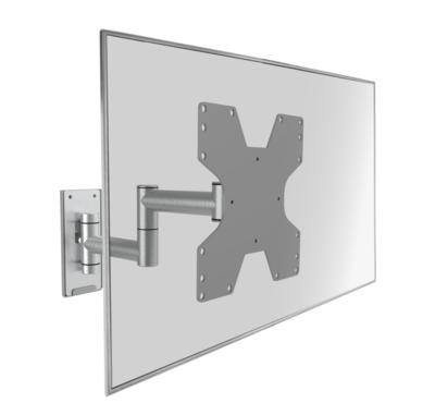 Cavus aluminium muursteun voor 26 - 37 inch TV