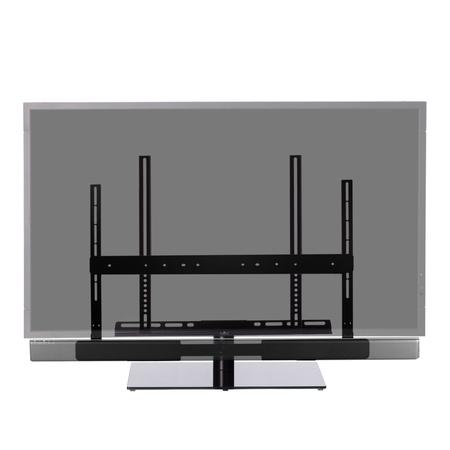 Cavus draaibare TV tafelstandaard met Bose SoundTouch 300 / 700 frame voor 42 - 60 inch TV's