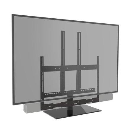 Cavus draaibare TV tafelstandaard met Denon DHT-S516H frame voor 42 - 60 inch TV