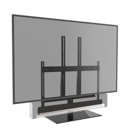 Cavus draaibare TV tafelstandaard met Sonos Playbar frame voor 42 - 60 inch TV