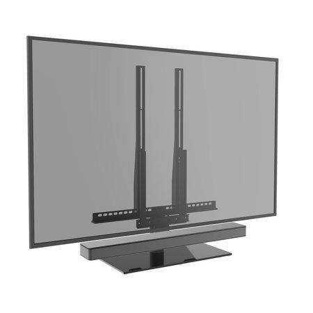 Cavus draaibare TV tafelstandaard met Bose Soundbar 500 frame voor 42 - 60 inch TV's