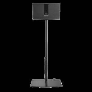 Cavus zwarte vloerstandaard voor Bose Soundtouch 20 zwart