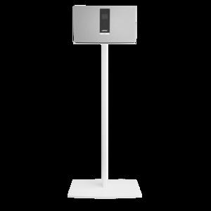 Cavus witte vloerstandaard voor Bose Soundtouch 20