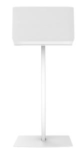 Cavus witte vloerstandaard voor Citation 500